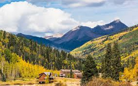 this job comes with a free cabin in colorado travel leisure