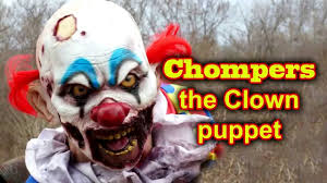 clown puppets for sale vfx attack line puppet chompers the clown