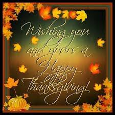 wishing you and yours a happy thanksgiving pictures photos and