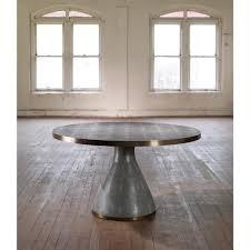 shagreen round coffee table mr brown belmondo modern grey faux shagreen round brass dining