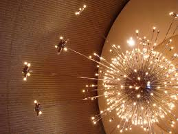 modern sputnik light fixture with awesome sputnik ceiling light