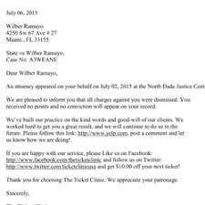 letter to judge for speeding ticket format