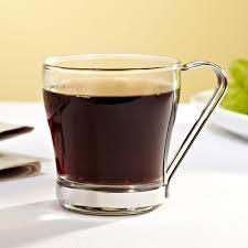 Coffee Mugs For Guys Espresso Americano Glass Coffee Mugs Set Of 4