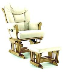 glider and ottoman set for nursery glider and ottoman set glider rocking chair rocking chairs and