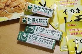 po麝e de cuisine 日本新商品 記憶力口香糖哪裡買 味道 真的是口香糖界的銀杏嗎 購物