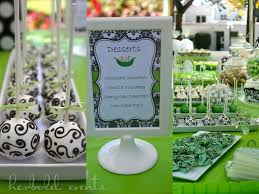 two peas in a pod baby shower decorations bold events 2 peas in a pod lime green damask baby