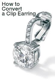 clip on earring converter clip on earrings converter for studs basement wall studs