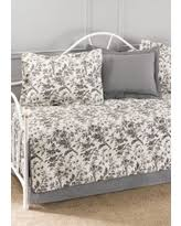 surprise deals for black and white daybed bedding