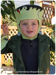 Toddler Frankenstein Halloween Costume Costume Ideas Cuckoo4design