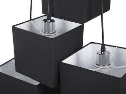Deckenlampen Wohnzimmer Modern Hängelampe Schwarz Deckenlampe Pendellampe Pendelleuchte