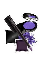 15 brightly colored eye shadows pink blue purple yellow eye shadow