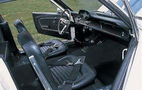 86 Mustang Gt Interior How To Identify A 1965 Ford Mustang Shelby Gt 350 Classicregister