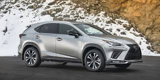 first drive 2018 lexus nx driving