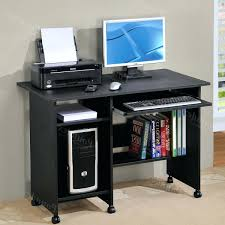 Computer Desk Accessories by Tall Corner Storage Cabinet Solid Wood Computer Desk Full Length