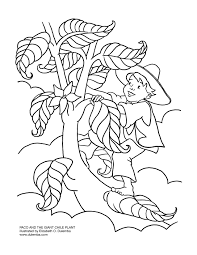 dot to jack beanstalk coloring page and glum me