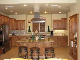 Paint Colours For Kitchen Cabinets by Unique Kitchens With Oak Cabinets And White Appliances Best Paint