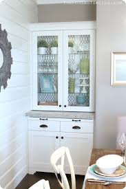 Hutches For Dining Room A Custom Dining Room Hutch U0026 Pretty Little Pantry Our Diy