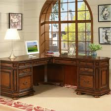Excutive Desk Italian Executive Desk And Return L Shape Home Office
