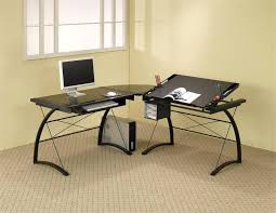 Drafting Table L Drafting Table Computer Desk Best Desk Design Ideas For Home And