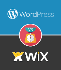 design icon wix wix vs wordpress 5 differences you should be aware of may 18