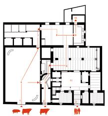 slaughterhouse floor plan sol89 retrofits slaughterhouse with cooking school in cadiz spain