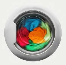 Washing Machine Coloring Page - setting dye on clothing and fabric thriftyfun