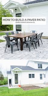Snap Together Patio Pavers by 78 Best Paver Patio Designs Images On Pinterest Patio Ideas