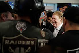 with the las vegas plan in some trouble the raiders should re
