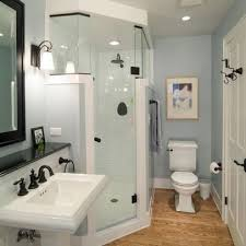 Bathroom With Corner Shower Bathroom Small Corner Shower Best 25 Showers Ideas On Pinterest