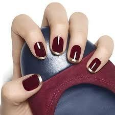 best 25 burgundy nail designs ideas on pinterest burgundy matte