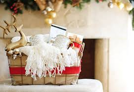 Christmas Gift Baskets Ideas Homegoods 3 Cheery Gift Basket Ideas For The Holidays