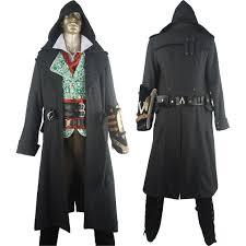 Corvo Costume Halloween Assassin U0027s Creed Syndicate Jacob Frye Cosplay Costume Halloween