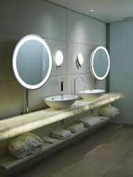 Bathroom Mirror With Lights Built In How To Light Bathroom How To Light Bathrooms Affordablels