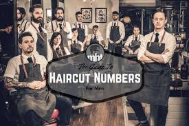 hair cut numbers what do the numbers mean when i get a haircut quora