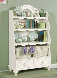 legacy classic kids enchantment kids bookcase with baskets 485 7200