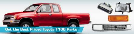 toyota t100 parts partsgeek com