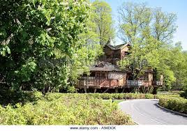 Treehouse Europe - treehouse alnwick castle gardens stock photos u0026 treehouse alnwick