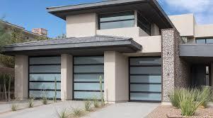 3 Door Garage Simple Glass Garage Door Bridging The Gap Inspiring Indooroutdoor