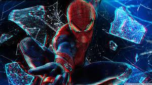 amazing spider man 3d hd desktop wallpaper 4k ultra hd
