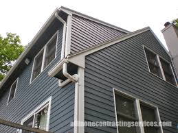 Blue Gray House Color by On The Other Hand The Light Coming Out From The Windows And