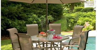furniture patio set on patio chairs with beautiful patio
