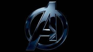 avengers logo wallpapers wallpaper cave