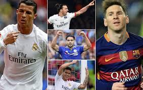jugador mejor pagado del mundo 2016 los 20 futbolistas mejor pagados del planeta forbes ha elaborado