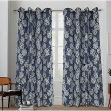 Cotton Canvas Curtains Canvas Curtains Wayfair