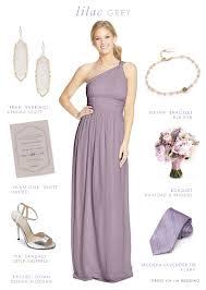 lilac dresses for weddings ideas about lilac grey bridesmaid dresses wedding ideas