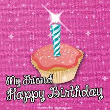 animated glitter graphics comments my friend happy birthday
