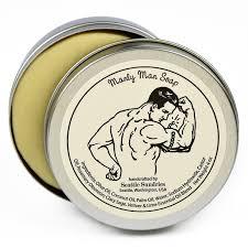 Sasquatch soap 100 natural skin care bar scented