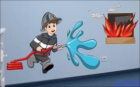 chambre pompier stickers sapeur pompier