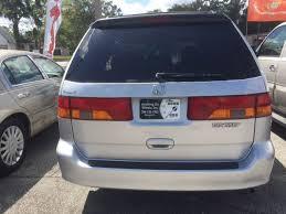 2003 honda odyssey minivan 2003 honda odyssey ex 4dr mini in deland fl anything on