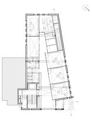 Building Floor Plan Gallery Of Administrative Building For The Oeko Center